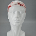 Headband with Buttons for Mask (5546)