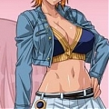 Nami Jacket from One Piece
