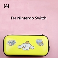 Yellow Cinnamoroll Nintendo Switch and Switch Lite Carrying Case - 8 Game Cards Holding