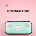 Green Cinnamoroll Nintendo Switch and Switch Lite Carrying Case - 8 Game Cards Holding