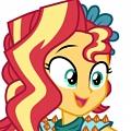 My Little Pony Sunset Shimmer Kostüme (Legend of Everfree)