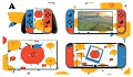 Nintendo Switch Decal NS Skin Sticker (80663)