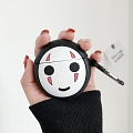 No Face Spirited Away Silicone Case for Apple AirPods 1, 2, Pro (81270)
