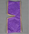 Zhou Waistband (Satin, Purple) from Dynasty Warriors