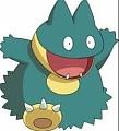 Munchlax (2nd) Plush from Pokemon