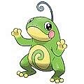 Pokemon Politoed peluche