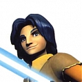 Star Wars Rebels Ezra Bridger peluche