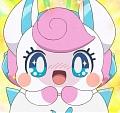 Kirakira Happy ★ Hirake! Cocotama Nicky peluche