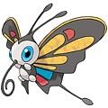 Pokemon Beautifly peluche