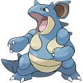 Pokemon Nidoqueen peluche
