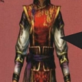 Zhou Parts (Shirt and Pants) from Dynasty Warriors