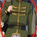 Neo Zeon Uniform from Mobile Suit Gundam Unicorn