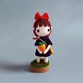 Kiki Amigurumi Doll from Kiki's Delivery Service