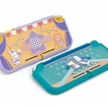 Nintendo Switch Lite Shell Protection Cover - Circus Translucent 4 Designs