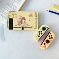 Soft Yellow Belle Switch Shell Protection Cover TPU from Beauty and the Beast