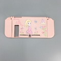 Soft Pink Princess Aurora Switch Shell Protection Cover TPU from Sleeping Beauty