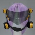 Eraser-01 Mask from Chousoku Henkei Gyrozetter