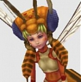 Mindy Cosplay Costume from Final Fantasy X: International