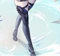 Genshin Impact Eula обувь (2nd)