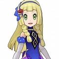 Pokemon Sun and Moon Lillie Kostüme (2nd)