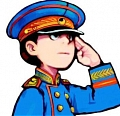 Colin Cosplay Costume from Advance Wars