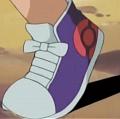 Pokémon トリッシュ 靴