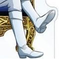 遊☆戯☆王SEVENS ルーク 靴 (Luke)