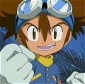 Taichi Cosplay Costume from Digimon Adventure