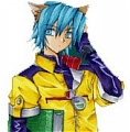 Leon Cosplay Costume from Star Ocean