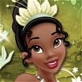 Tiana Wig (MS2) from The Princess and the Frog